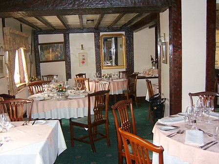 Dominiques Shatterford Restaurant Menu