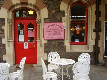 Lady Foley's Tea Room